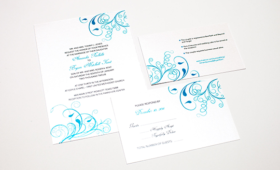 Wedding Tree and Invitation Package
